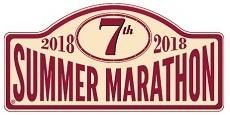 logo summer marathon 2018