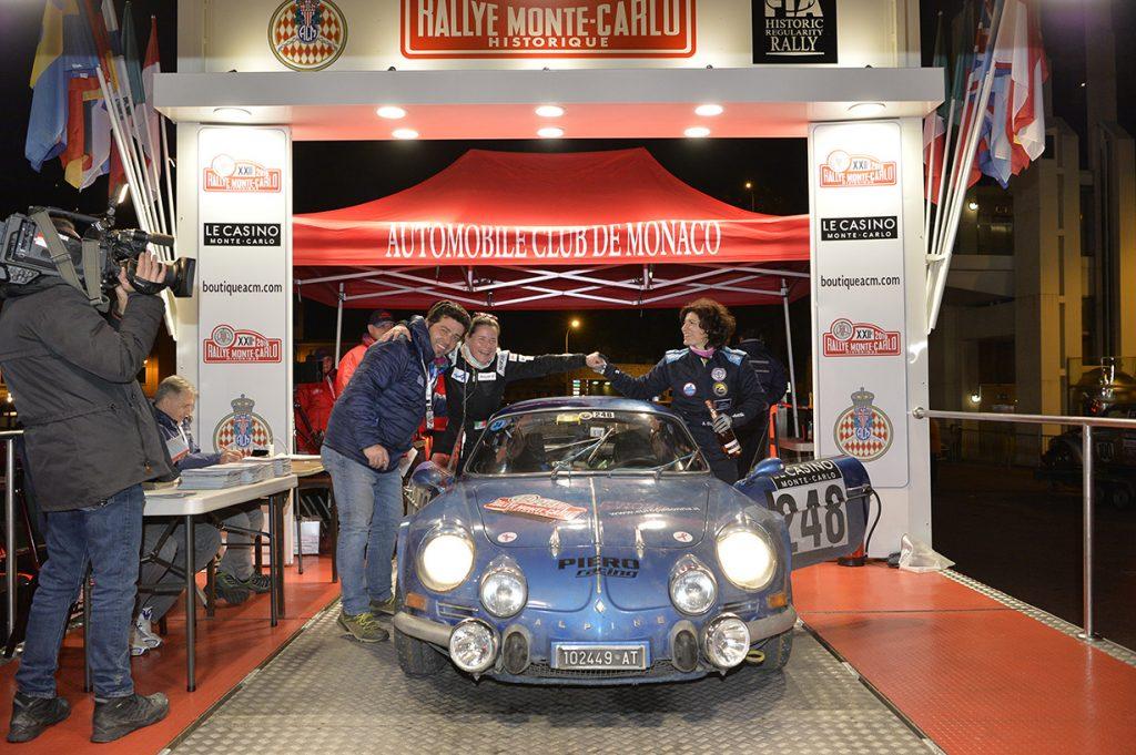 Rally Historic di Monte Carlo