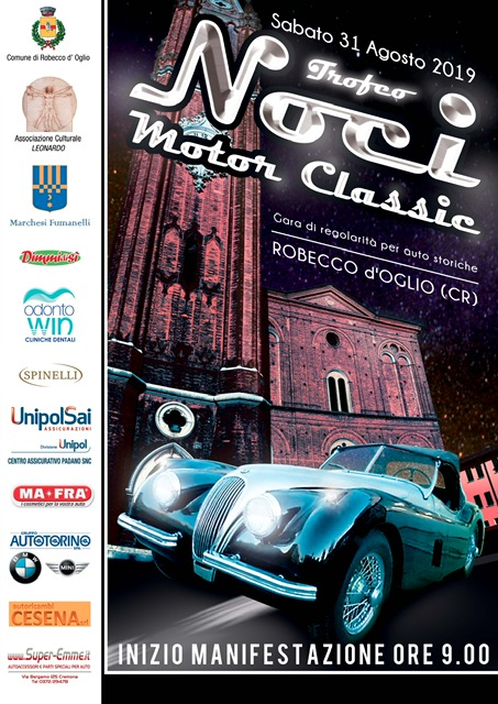 Trofeo Noci Motor Classic