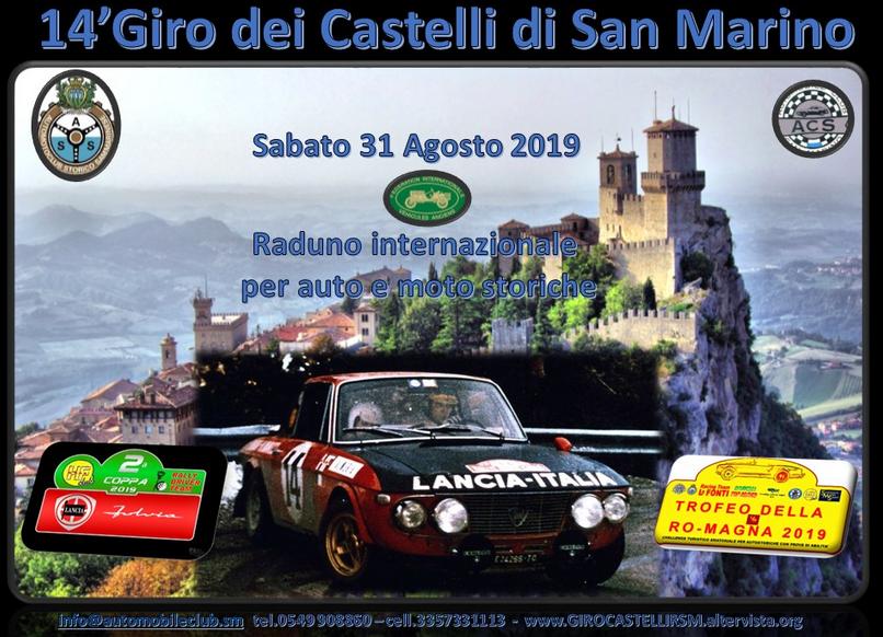 Giro dei Castelli di San Marino