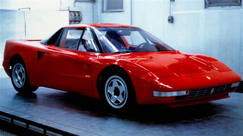 Ferrari 408 4RM 4x4 Adrenaline24h