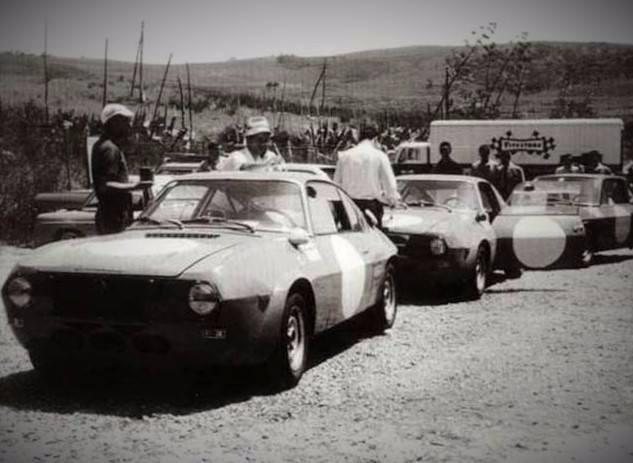Adrenaline24h Fulvia Sport Zagato Daytona