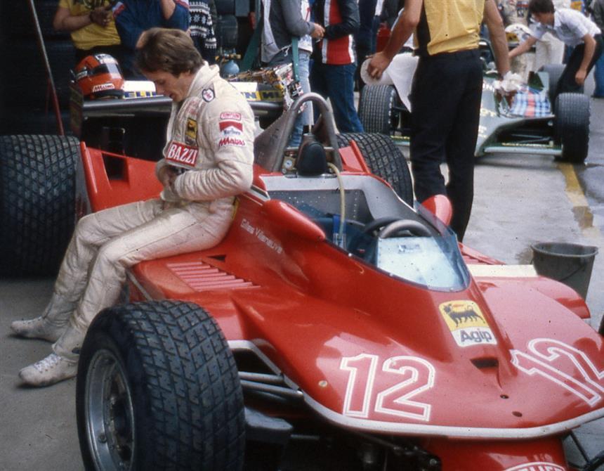 Adrenaline24h Gilles Villeneuve