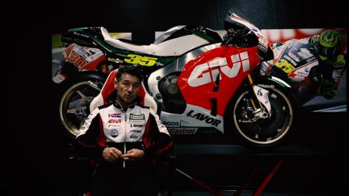 Team LCR Honda Moto GP