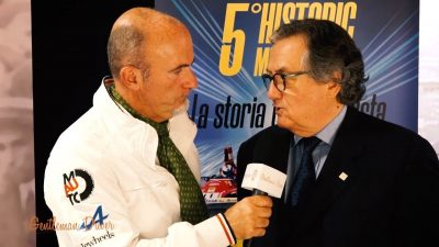 Giancarlo Minardi, Gentleman Driver