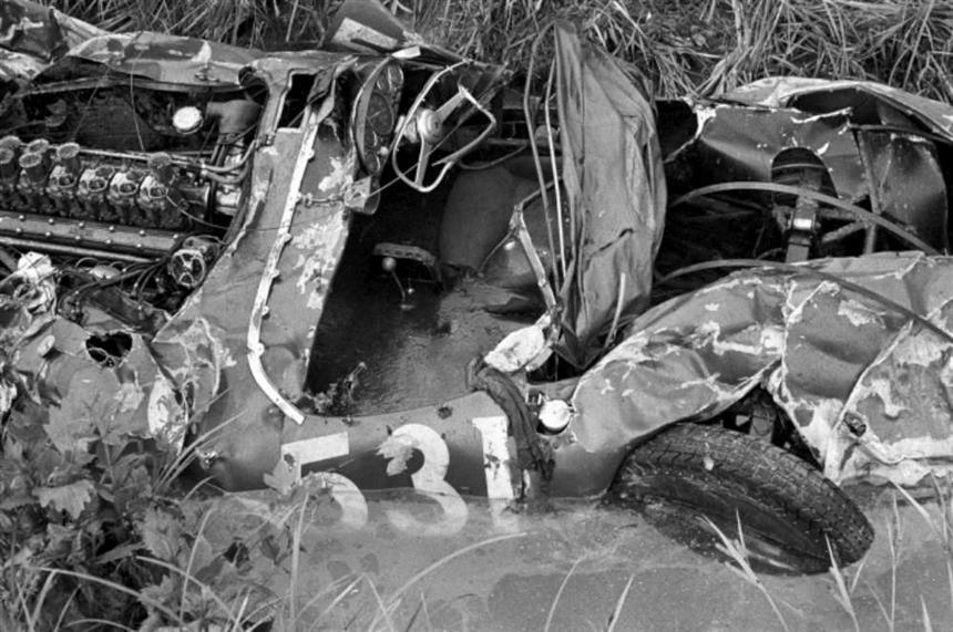 Adrenaline24h 1000 Miglia 1957 Guidizzolo Incidente De Portago