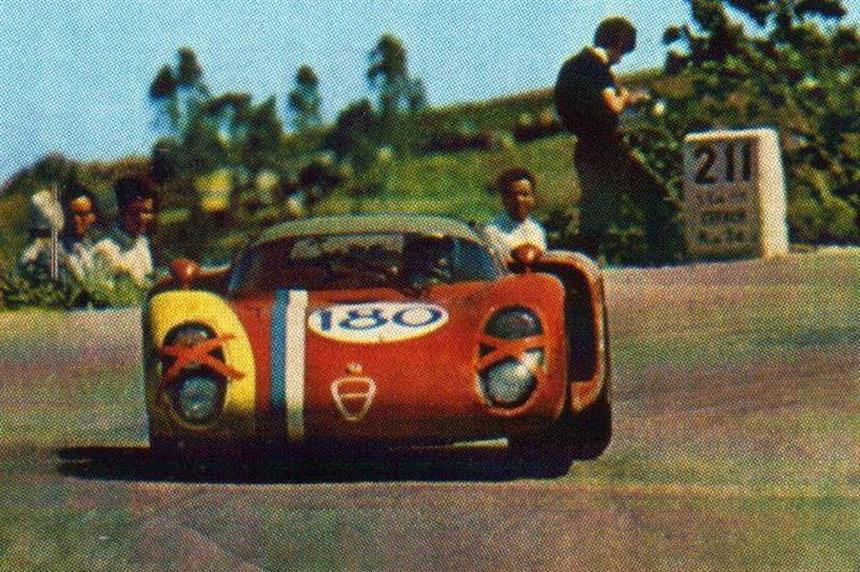 Adrenaline24h Alfa Romeo 33/2 015 Angola