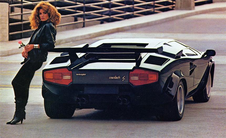 Adrenaline24h Lamborghini Countach