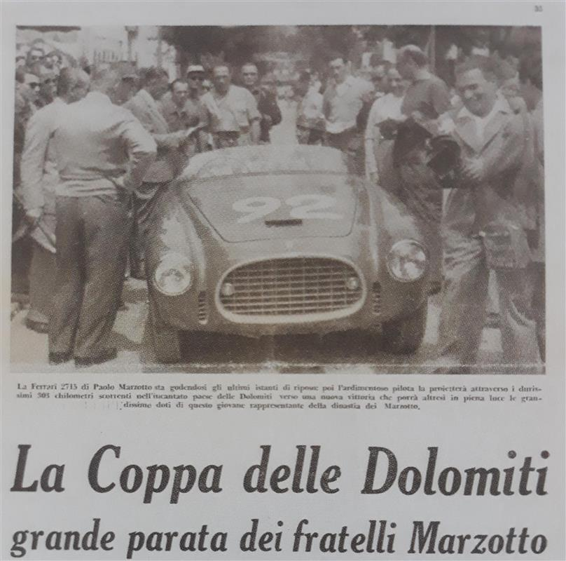 Adrenaline24h Paolo Marzotto
