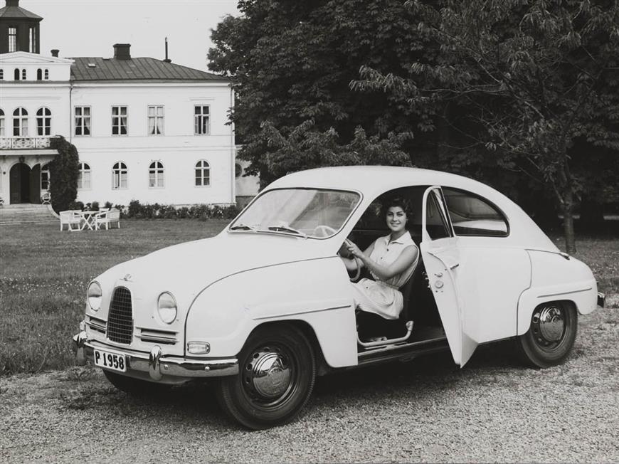 Adrenaline24h Saab 96