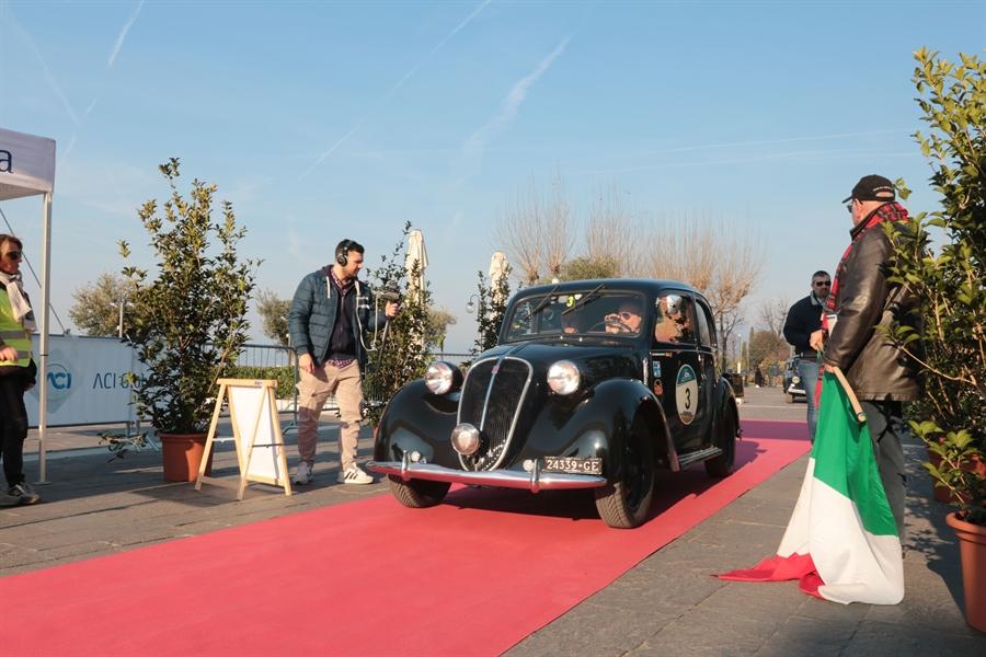 Campionato Italiano Regolarità Auto Storiche ACI Sport: Pubblicato