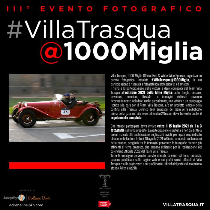 Evento fotografico Villa Trasqua 2021