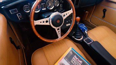 Auto Inglese