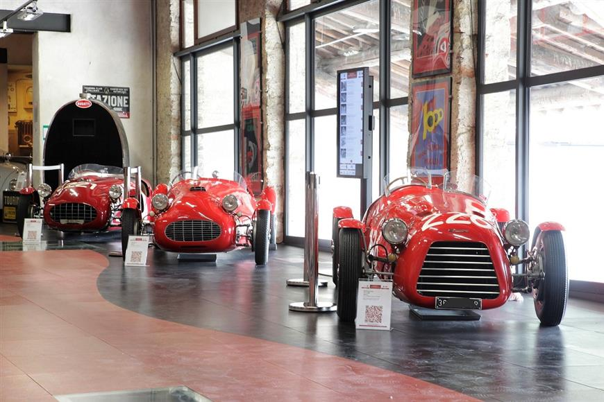 Museo Mille Miglia Brescia