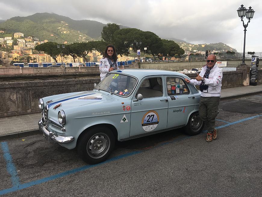 Adrenaline24 h e Scuderia del Portello