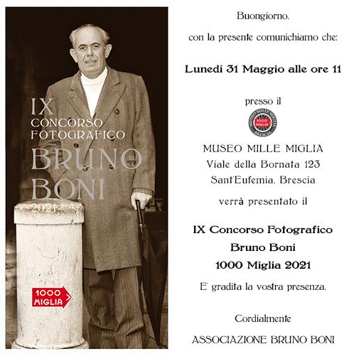 Concorso Bruno Boni