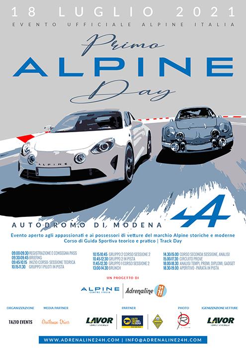 Alpine Day 2021