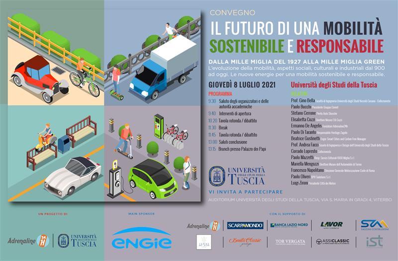 Convegno Mobilità Sostenibile Viterbo