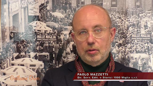 Mille Miglia Paolo Mazzetti