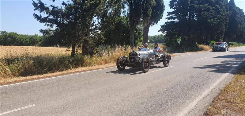 Adrenaline24H su OM 469 MAUTO 1000 Miglia 2021