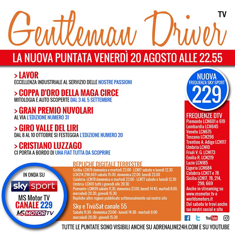 Gentleman Driver