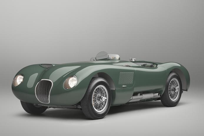 Jaguar C Type Continuation