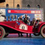"""La """"Famiglia"""" Turelli vince il Gran Premio Nuvolari 2021"""