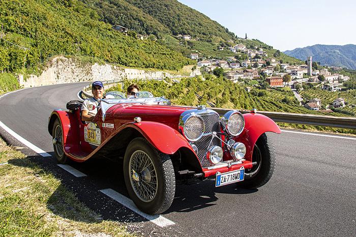 Autogiro D'Italia